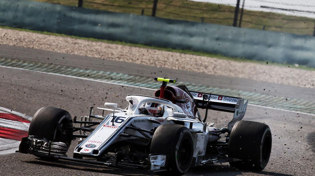 Charles Leclerc - Formel 1 - GP China 2018
