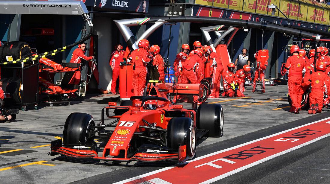 Charles Leclerc - GP Australien 2019