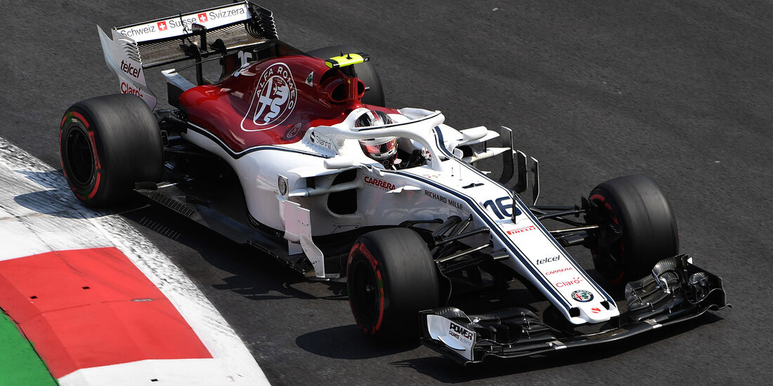 Charles Leclerc - GP Mexiko 2018