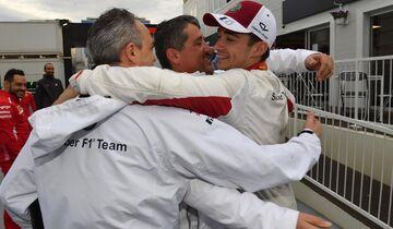 Charles Leclerc - Sauber - Formel 1 - GP Aserbaidschan - 29. April 2018