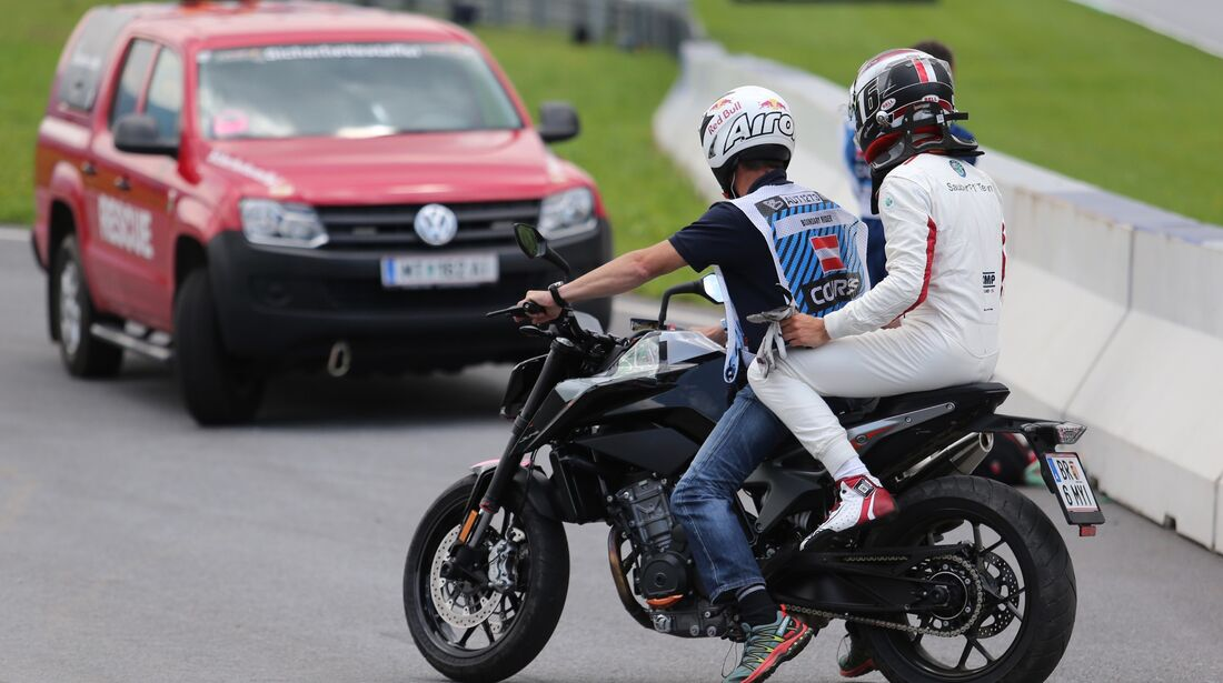 Charles Leclerc - Sauber - Formel 1 - GP Österreich - 30. Juni 2018