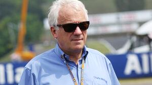 Charlie Whiting - FIA - Formel 1 - GP Ungarn - Budapest - 26. Juli 2012