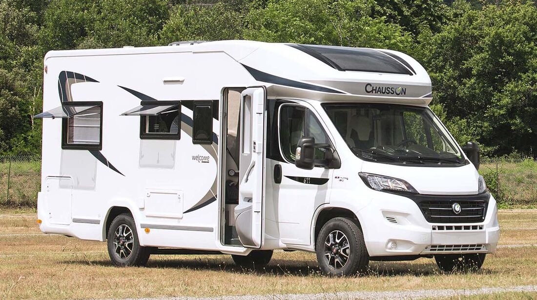 Chausson Welcome, Caravan Salon 2016