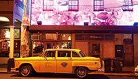 Checker Cab A11, Seitenansicht