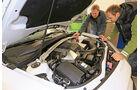 Chevrolet Camaro Cabriolet 6.2 V8, Motor