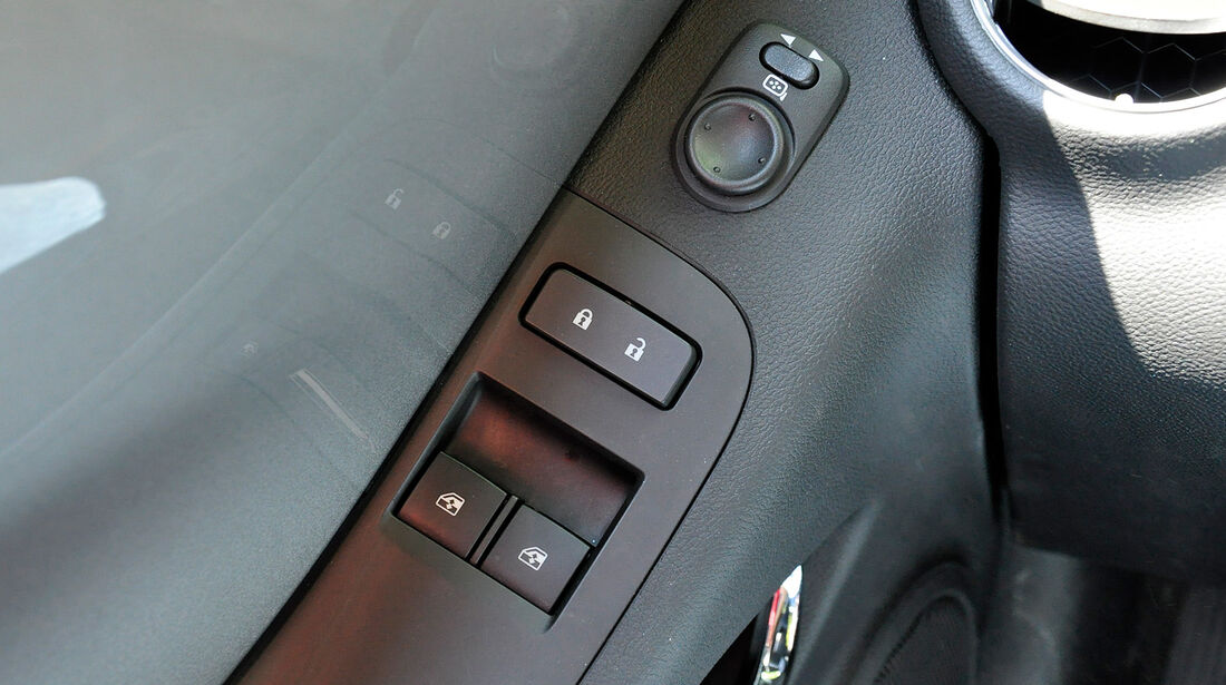 Chevrolet Camaro, Fensterheber elektrisch