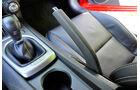 Chevrolet Camaro, Mittelkonsole, Handbremse