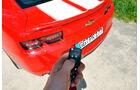Chevrolet Camaro, Schlüssel