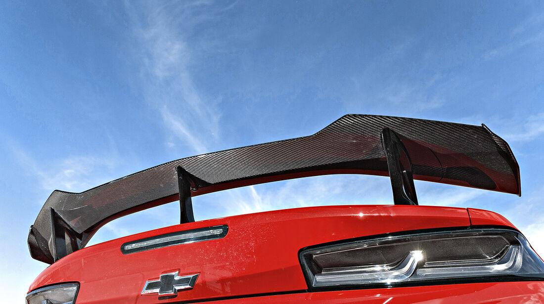 Chevrolet Camaro ZL1 1LE, Exterieur