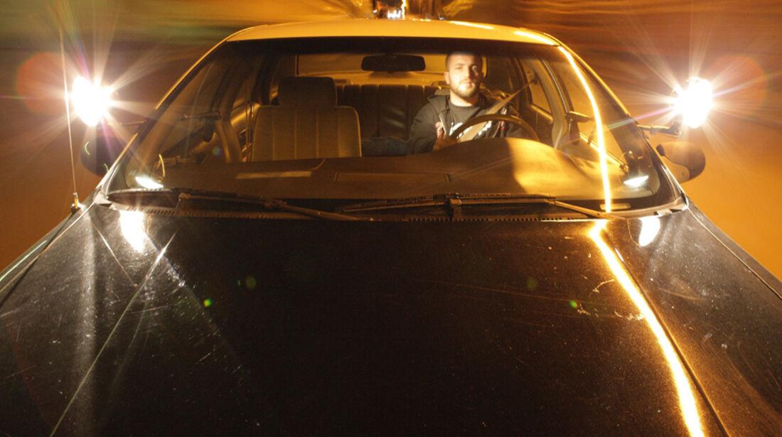 Chevrolet Caprice Police Cars, Motorhaube