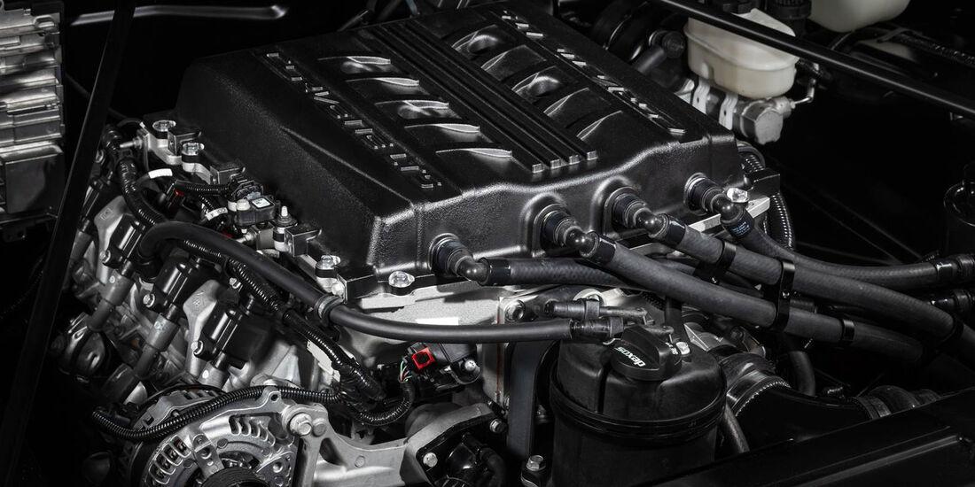 Chevrolet Chevelle Laguna Crate Engine Sema 2018