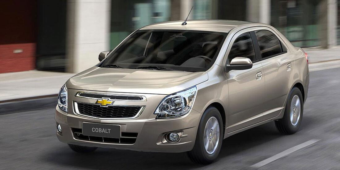 Chevrolet Cobalt Brasilien