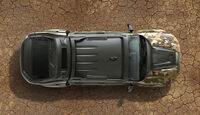 Chevrolet Colorado ZH2 Brennstoffzellenfahrzeug