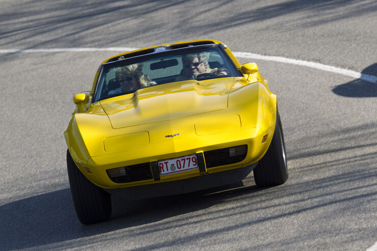 Chevrolet Corvette C3, Baujahr 1979
