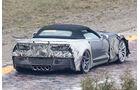 Chevrolet Corvette ZR1 Cabrio Erlkönig