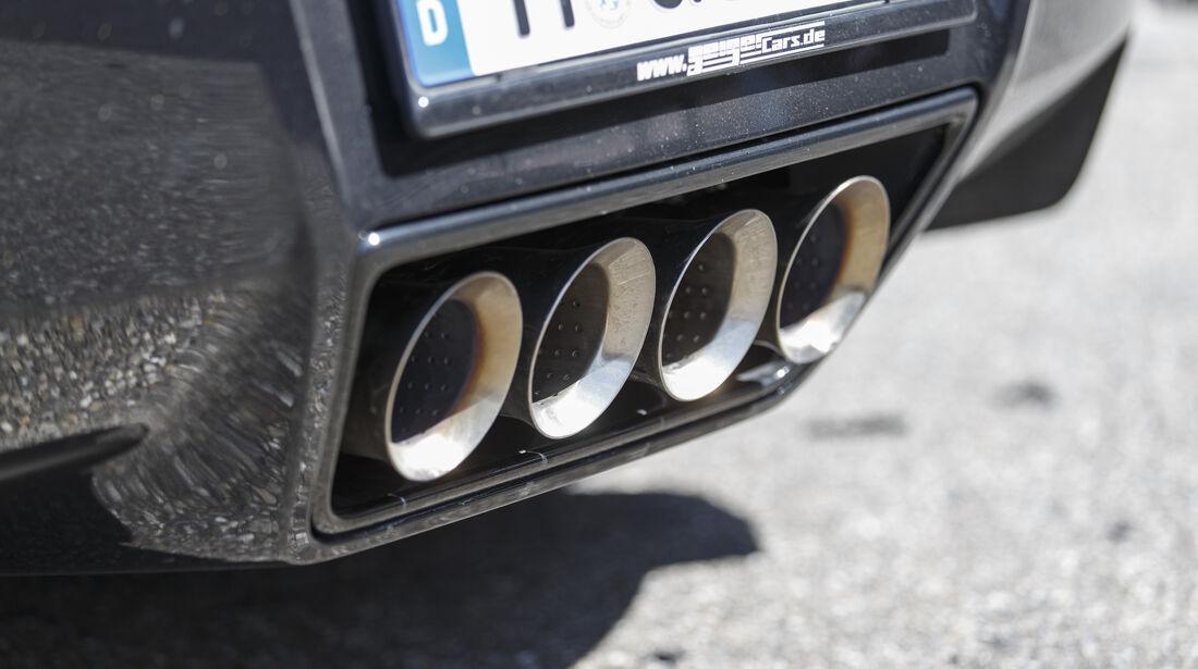 Chevrolet Corvette ZR1, Exterieur