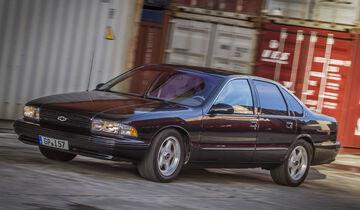 Chevrolet Impala SS, Exterieur