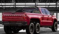 Chevrolet Silverado 2019 / Hennessey 6x6 Conversion