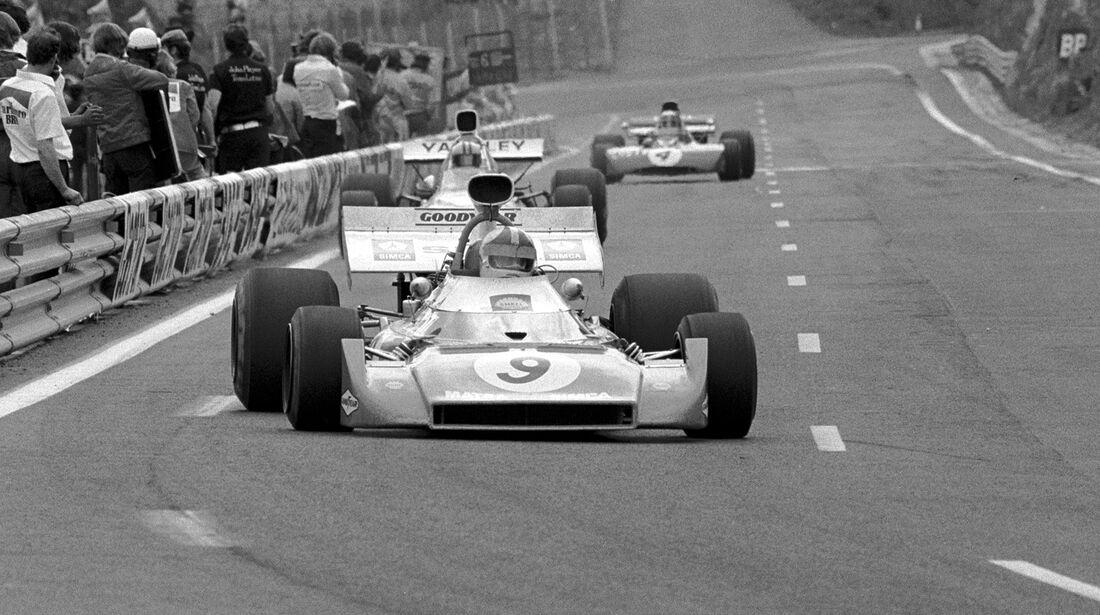 Chris Amon - Matra MS120D - GP Frankreich 1972 - Clermont Ferrand