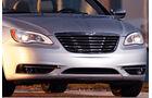 Chrysler 200 Cabrio, Kühlergrill, Front, Scheinwerfer