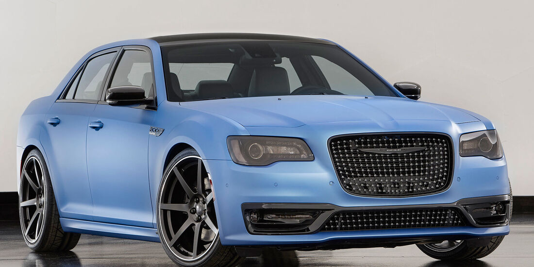 Chrysler 300 Super S Sema 2015