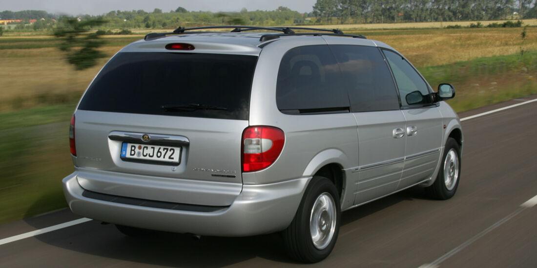 Chrysler Voyager 2.8 CRD