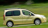 Citroën Berlingo 1.6 Multispace, Seitenansicht