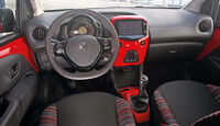 Citroën C1, Cockpit
