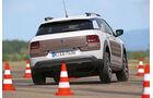 Citroën C4 Cactus Blue HDi 100, Heckansicht