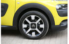 Citroën C4 Cactus, Rad, Felge