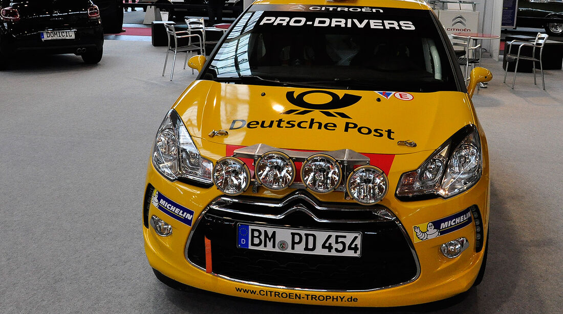 Citroën DS3 R1, Tuning World Bodensee 2014