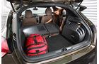 Citroën DS4 THP 200, Ladefläche, Rücksitz, umklappen