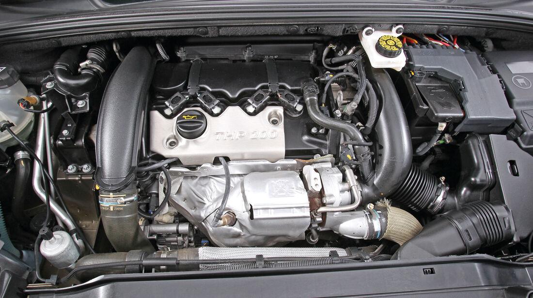 Citroën DS4 THP 200, Motor