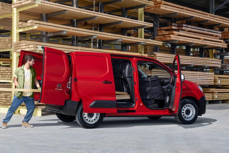 neuer citroen berlingo 2018 kastenwagen kommt ende 2018 auto motor und sport. Black Bedroom Furniture Sets. Home Design Ideas