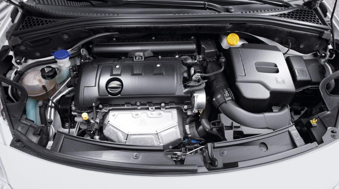Citroen C3 Vti 95 Motor