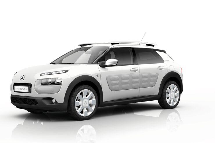 citr en c4 cactus w als sondermodell auto motor und sport. Black Bedroom Furniture Sets. Home Design Ideas
