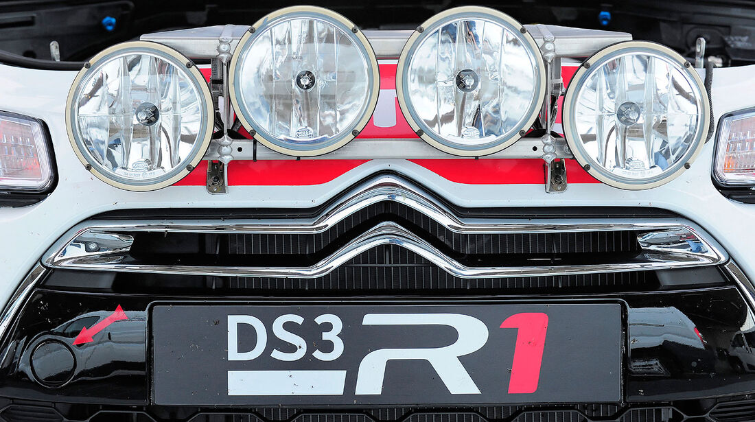 Citroen DS3 R1
