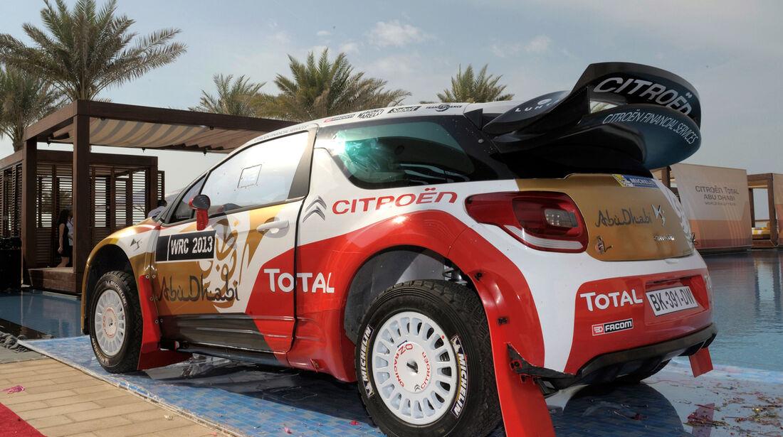 Citroen DS3 WRC 2013