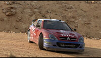 Citroen Xsara - Screenshot - Sebastien Loeb Rally Evo