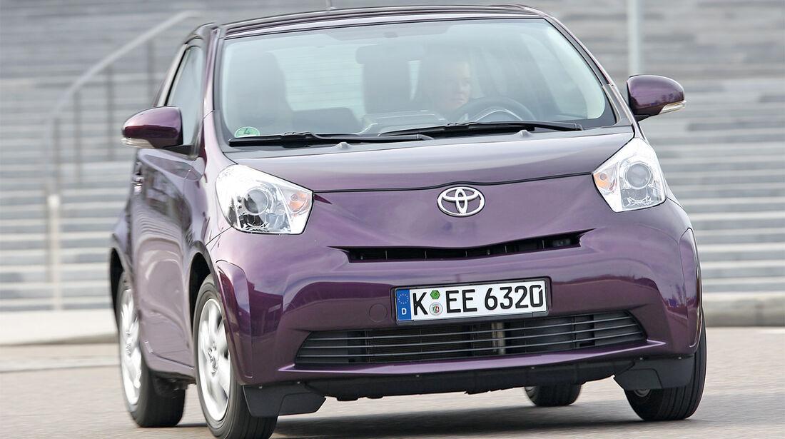 City-Klasse, Toyota IQ