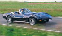 Corvette C3, Carbiolet, Seitenansicht