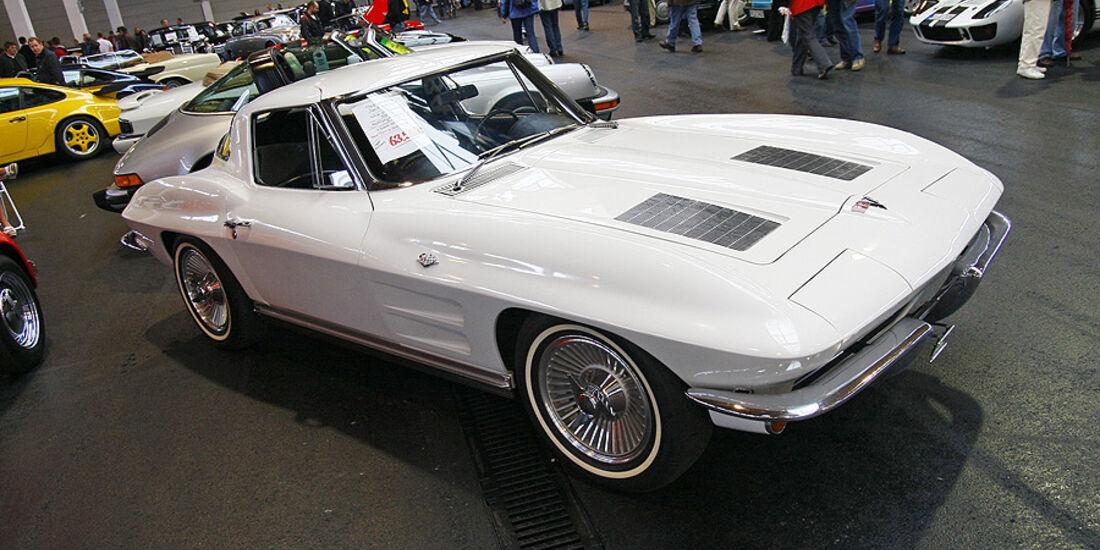 Corvette Split Screen