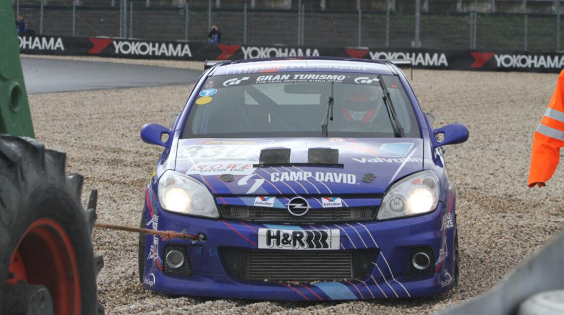 Crash, VLN, Langstreckenmeisterschaft, Nürburgring
