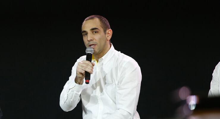 Cyril Abiteboul - Renault - 2016