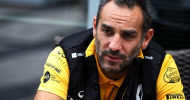 Cyril Abiteboul - Renault - Formel 1