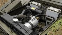 DKW Munga Motorraum