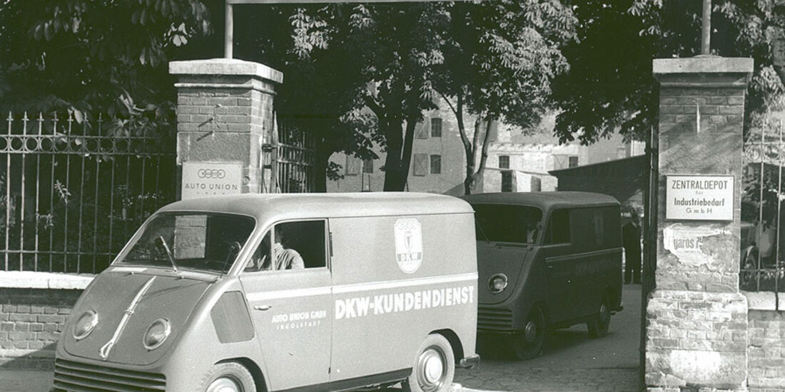 DKW Schnellaster