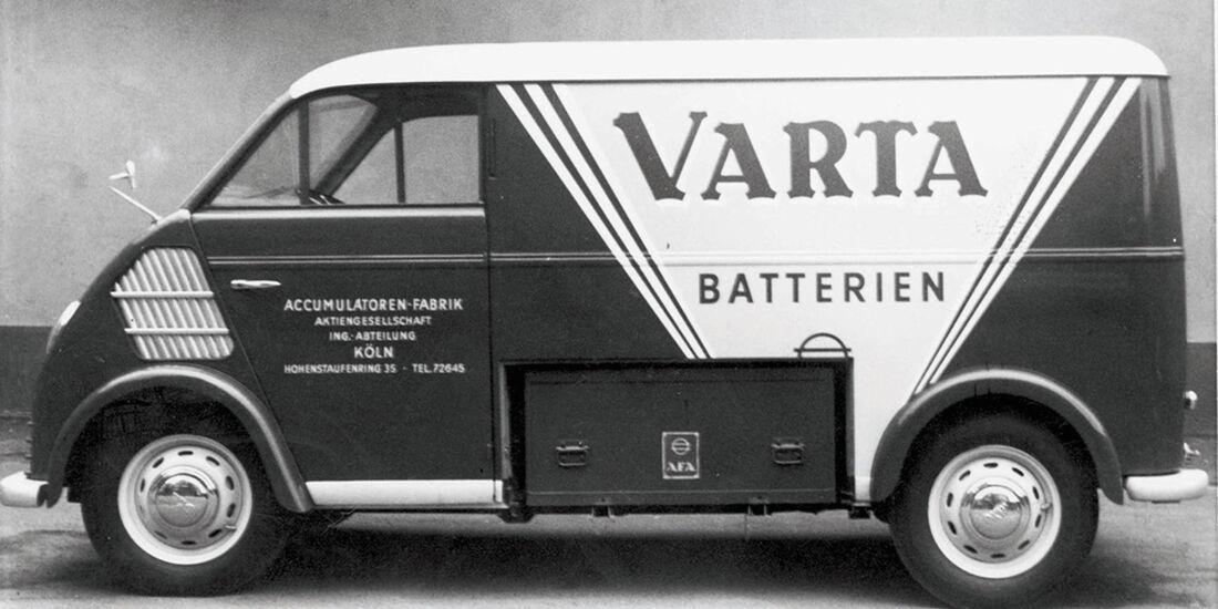DKW Schnellaster Elektro