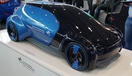 DLR - Deutsches Zentrum für Luft- und Raumfahrt - Electric Vehicle Symposium 2017 - Stuttgart - Messe - EVS30