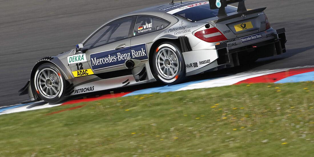 DTM 2012 Lausitzring Qualifying, Christian Vietoris